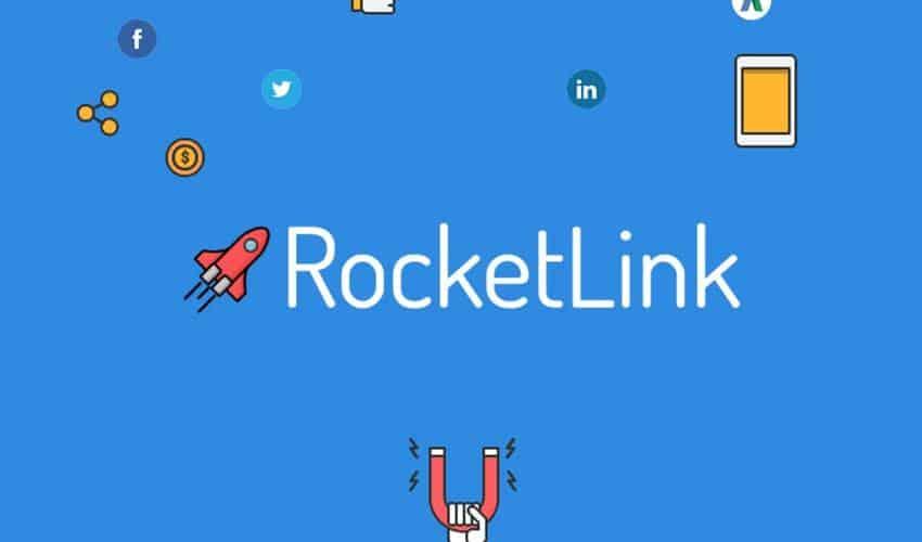 Rocketlink url shortener