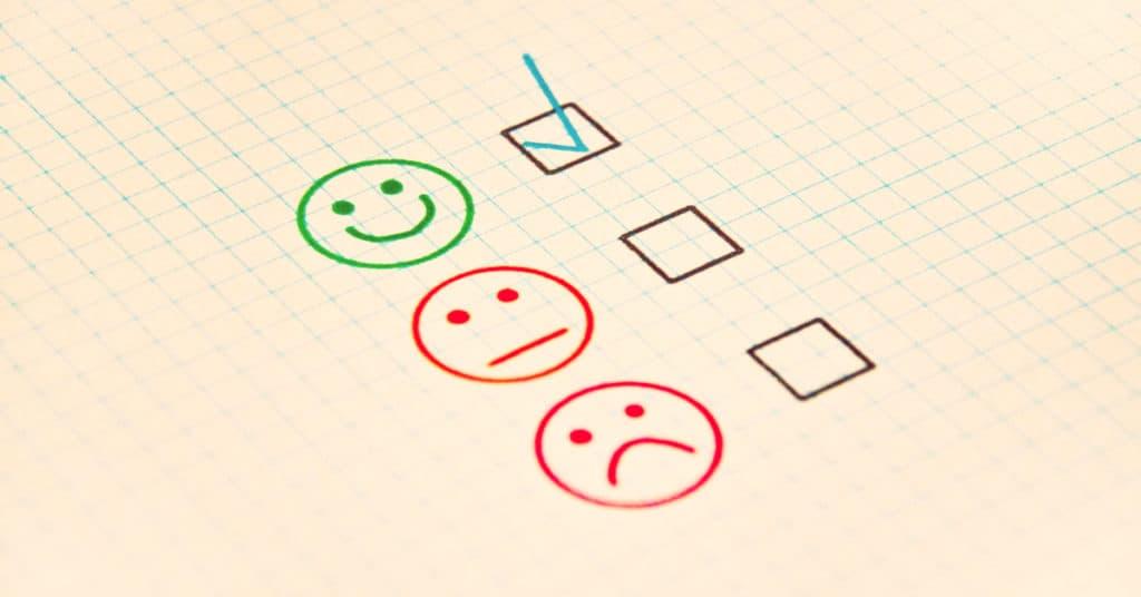 el feedback en internet emojis iconos