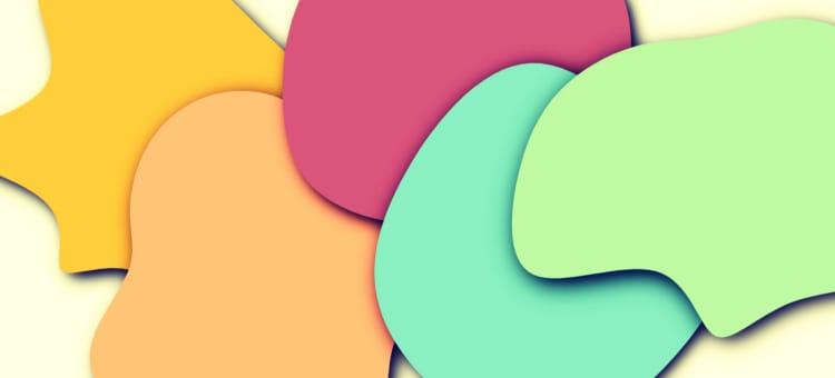 Publicidad y marketing colores tendencias