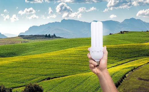 Eficiencia energética iluminación LED